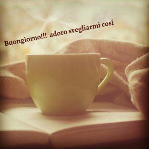 Una buona tazza di caffè per partire bene con la giornata. Quando fai i passi giusti i momenti te li godi tutti